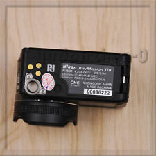 Nikon Key Mission 170 BK Black 4K Wifi KeyMission Waterproof Wearable Camera