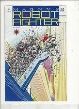 MAGNUS ROBOT FIGHTER #2 VF/NM