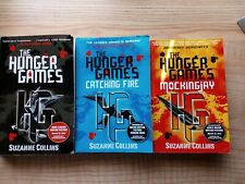 Hunger Games Trilogy Book Box Set By Collins, Suzanne, 3 Books