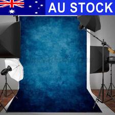 5x7ft Magic Dark Blue Vinyl Photo Background Photography Backdrop Studio Prop