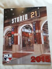 MLB Network 2015 promo flyer (EXTREMELY RARE)