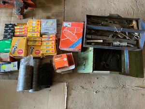 VINTAGE CAR TOOLS AND SPARES, Collection