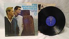 VINYL LP RECORD ALBUM THE RIGHTEOUS BROTHERS GO AHEAD AND CRY