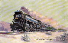 RAILWAY :  The World's Fliers - TUCK 'Oilette' 3593 set of six cards