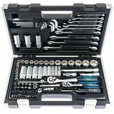 Aduanas conjunto de herramientas 92-tg conjunto de llave de vaso en pulgadas nueces tamaños nuez set Harley