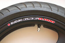 Suzuki Gsxr 1100 Rueda Llanta Stickers Calcomanías-Gsxr1100 R
