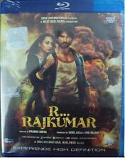 R... RAJKUMAR (SHAHID KAPUR, SONAKSHI) - BOLLYWOOD BLU-RAY + DVD COMBO SP.FEAT