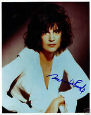 MERCEDES RUEHL HAND SIGNED EARLY COLOUR 10 X 8 PHOTOGRAPH