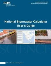 National Stormwater Calculator User's Guide by U. S. Environmental Agency and...