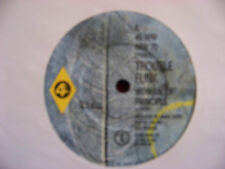 Trouble Funk - Woman of principle / Don´t touch that stereo   Island 45