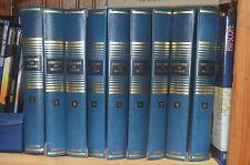 Encyclopédie de l'Histoire de France en 9 volumes Larousse 1984-85, complète...