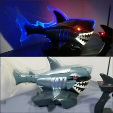 Skyrocket Illumivor Mecha-Shark with light and Controller Batteries Included