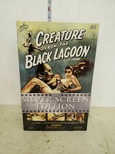 Sideshow Creature from the Black Lagoon 12in figure Silver Screen