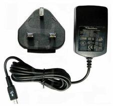 Original Blackberry Cargador Curve 9320 9350 9360 9370 9380 Eu 2 & 3 UK Pin