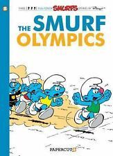 The Smurf Olympics by Peyo and Yvan Delporte (2012, Paperback)
