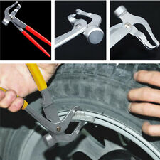 Professional Metal Alloy Car Wheel Tires Clip Weight Pliers Balancer Hammer Tool