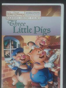 Disney Animation Collection Vol. 2: Three Little Pigs (DVD, 2009)