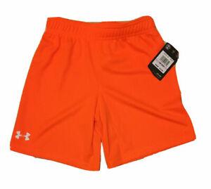Boys Youth Under Armour Heatgear Athletic Assorted Shorts; Sizes 4, 5, 7, or YXS