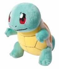 "POKEMON SQUIRTLE AUTHENTIC X & Y OFFICIAL TOMY LICENSED 8"" PLUSH NEW w/ TAGS"