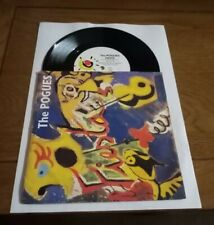 "THE POGUES   FIESTA / SKETCHES OF SPAIN    (stiff records  FG2)      7"" SINGLE"