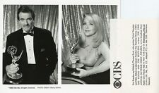ERIC BRAEDEN MELODY THOMAS SCOTT DAYTIME EMMY AWARDS ORIGINAL 1996 CBS TV PHOTO