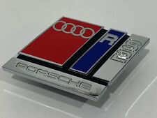 Audi RS2 80 Boot Tailgate Badge Logo Genuine New 8A0853735B2ZZ