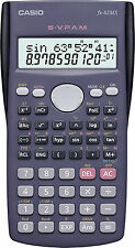 Casio fx-82MS Scientific Calculator 2-Line Display 240 Function STAT Data Editor