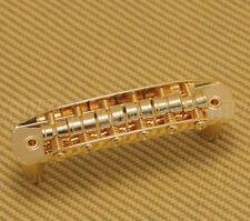 SB-0223-002 Gold Bridge for Fender Mustang® Guitar & Jaguar/Jazzmaster