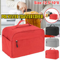 Toaster Bakeware Cover 4-Slice Toaster Kitchen ApplianceDust  Protective Bags #