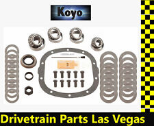 "Koyo  Master Bearing Rebuild Kit GM 7.6"" 10 Bolt V6 Camaro Firebird, Astro More"