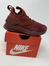 TODDLER BOYS: Nike Huarache Drift Shoes, Red - Size 8C AA3504-600