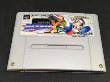 RockMan X3  For SFC Super Famicom  Japanese *USA SELLER* Mega Man