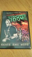 Freedom Experience: Standing Room Only. Skate BMX by Brock Gill, DVD Documentary