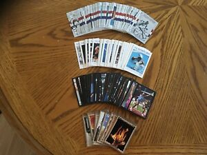 LOT OF 154 IMPEL MKTG OLYMPIC CARDS CLASSIC WORLD CLASS ATHLETES FLO-JO SPITZ WS