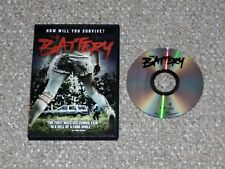 The Battery DVD 2014 Anchor Bay Jeremy Gardner