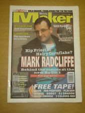 MELODY MAKER 1997 MAR 8 MARK RADCLIFFE SUEDE PLACEBO