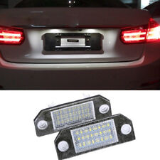 LED Number License Plate Light For 2003-2008 Ford Fawkes Ford Focus MK2 C-MAX I