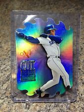 1997 Skybox E-X2000 Cut Above Ken Griffey Jr. #2 GEM Mariners SSP