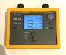 Fluke 1735 Power Logger -- Three Phase Analyst Analyzer -- 10.24 kHz Energy