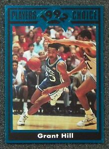 GRANT HILL _ 10 Different ROOKIE / Limited-Print Cards _ Choose 1 or More