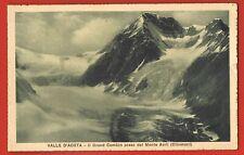 C.P VALLE D'AOSTA- Il Grand Combin preso dal Monte Avril -Ollomont- viaggiatta