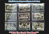 ☆ Ardath Photocards - Series F (G) 1936 (Red Overprint) Football *Please Select*