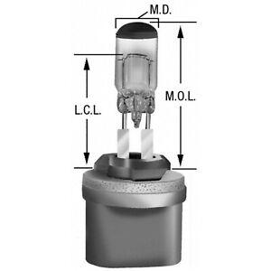 Headlight Bulb-Fog Light Bulb Wagner Lighting BP880