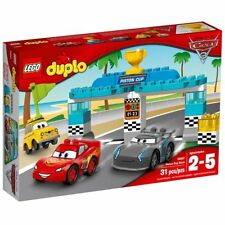 LEGO Duplo Cars 10857: Piston Cup Race - Brand New
