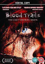 Blood Trails (DVD, 2007) NEW ITEM IN ORIGINAL PACKAGING & SEALED