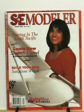 Sailplane & Electric Modeler- R/C Airplane Glider -5th Complete Year -6 issues