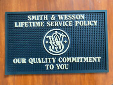 S&W Smith Wesson Counter Rubber Mat Original New old stock NOS