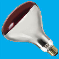 150W Infra Red Heat Bulb Ruby Red ES E27 Lamp, Muscular Healthcare, Rheumatism