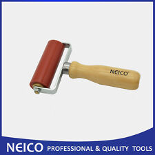 Free Shipping 80mm Silicone Seam Pressure Roller For Single Ply Roofing Welding