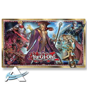 Playmat Nobili Cavalieri della Tavola Rotonda Tappetino • YUGIOH ANDYCARDS